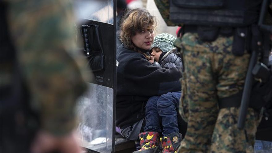 Reportan un fuerte descenso de llegada de refugiados por el Mediterráneo a las islas griegas