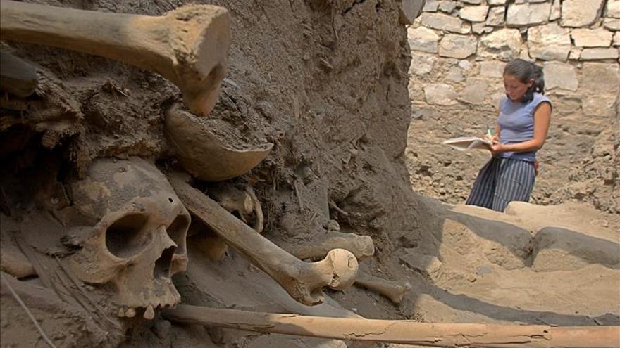 Arqueólogos investigan una posible nueva civilización en la costa norte de Perú