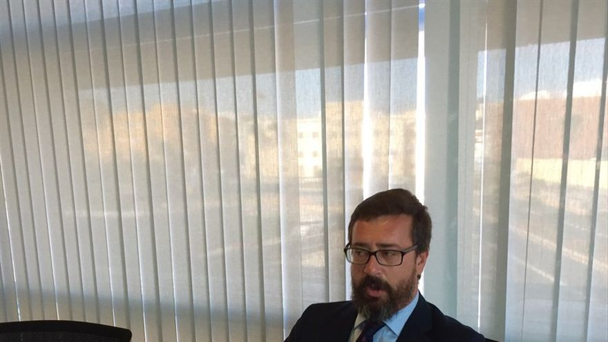 El decano de los jueces de Las Palmas de Gran Canaria, Óscar González.