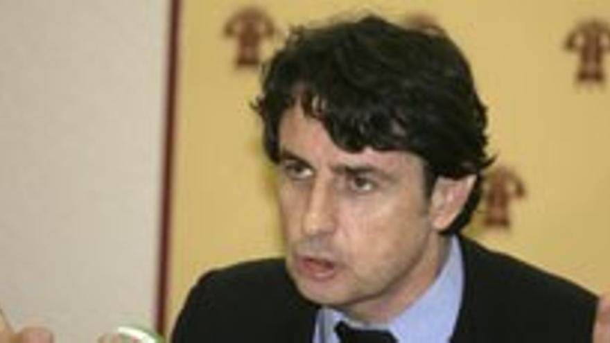 El abogado Felipe Campos.