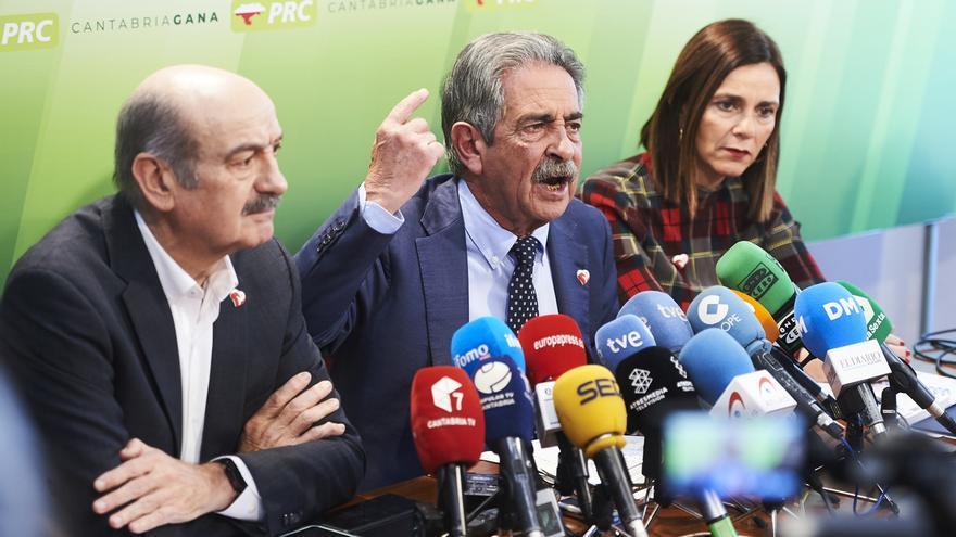 """PRC pide a PSOE """"respeto"""" a Revilla y reivindicar """"sin fisuras"""" los compromisos de Madrid: """"Sin eso no hay gobierno"""""""