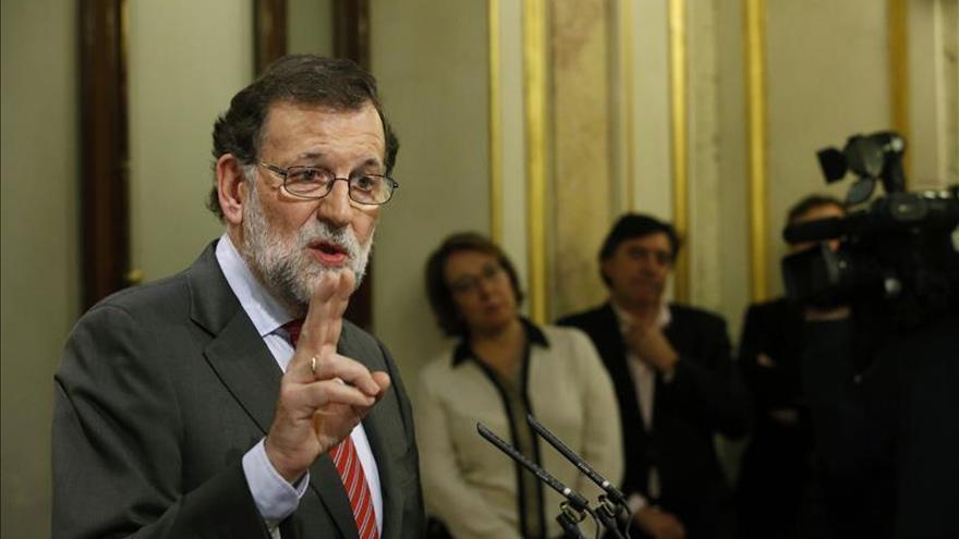 Rajoy preside hoy un acto del PP en Murcia tras reunirse ayer con Sánchez