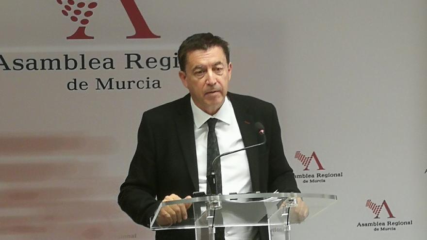 Juan José Molina, diputado regional de Ciudadanos