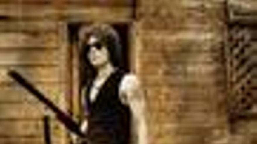 Enrique Bunbury, foto promocional de Hellville Deluxe