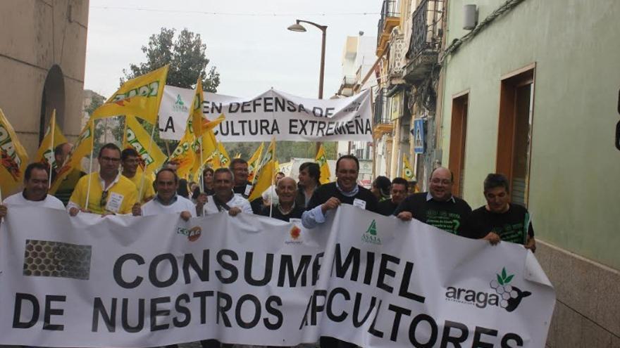 Reclaman el apoyo de la Asamblea de Extremadura
