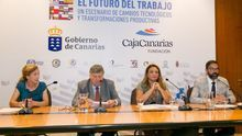 Presentación del Simposio Iberoamericano de la Organización Internacional de Trabajo.