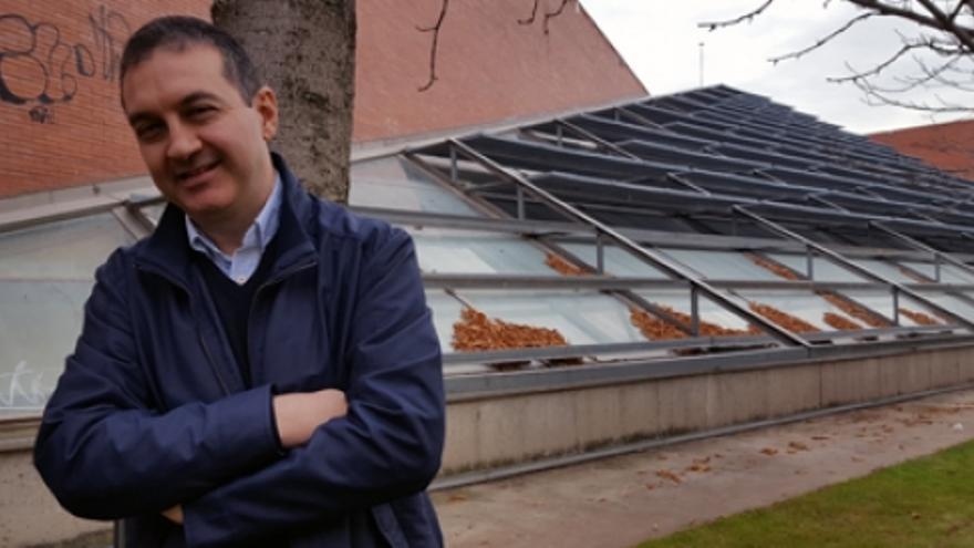 Jairo J. García, profesor de Filología Románica de la Universidad de Alcalá