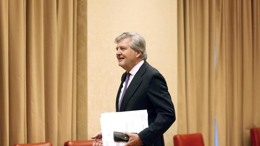 """Méndez de Vigo alerta de un """"Gobierno Frankenstein"""" sin presupuestos"""