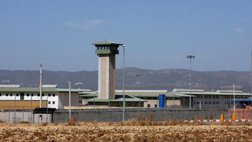Vista del exterior del centro penitenciario de Córdoba, único de Andalucía donde se tiene acceso al sistema Diraya