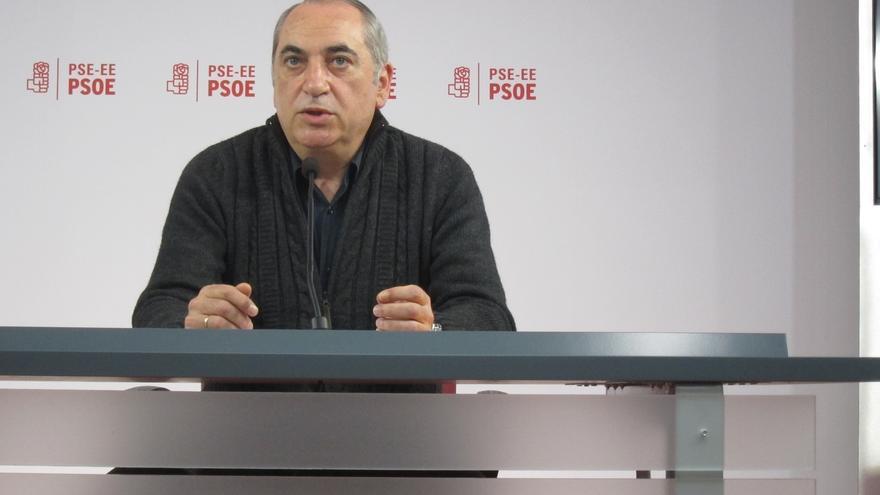 """Arriola (PSE) espera que, en esta legislatura, haya una reforma del Estatuto vasco que """"dé cobijo a diferentes"""""""