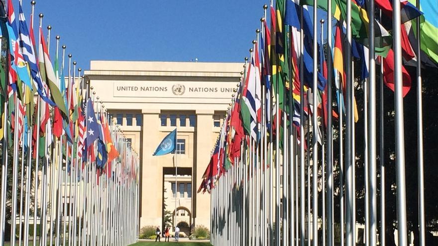 """Serret dice en la ONU que el Estado trata """"peor"""" al soberanismo que a ETA en su día"""