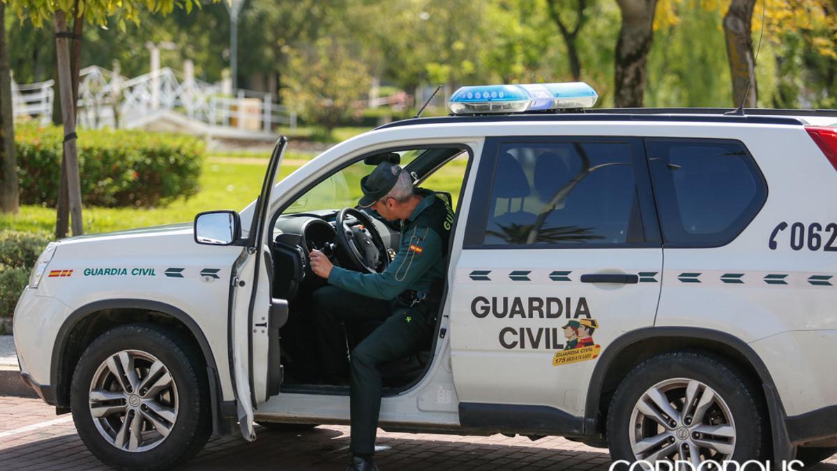 Guardia Civil en Córdoba |ALEX GALLEGOS