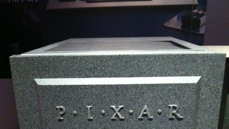 El ordenador creado por Pixar (Imagen: Wikimedia)