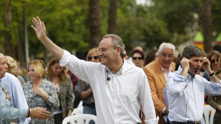Alberto Fabra, censado en Castellón, no podrá votarse a sí mismo el domingo