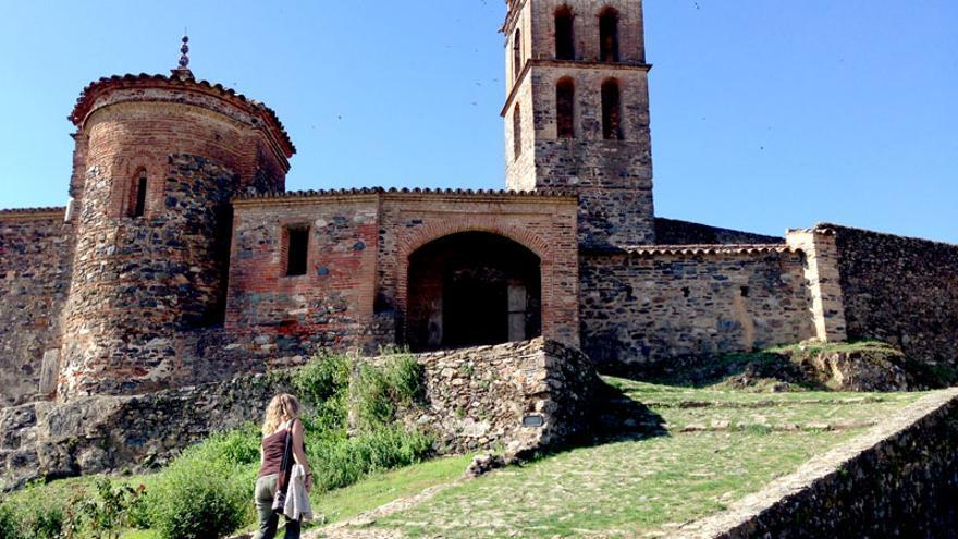 Mezquita de Almonaster, en Huelva.