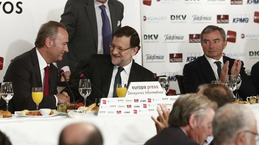 """Fabra promete """"tolerancia cero"""" contra la corrupción y pide un """"gran pacto entre partidos"""" para combatirla"""