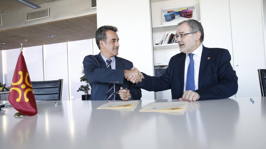 La Universidad de Cantabria difundirá el Año Jubilar Lebaniego 2017