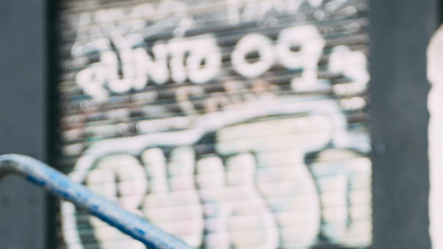 Marco Mezquida en la calle del Sol. | VÍCTOR VÉLEZ