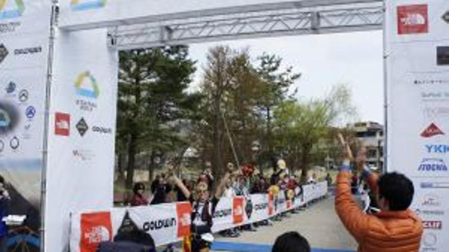 Núria Picas gana la Ultra Trial de Monte Fuji y se sitúa líder del circuito de Ultra Trail World Tour