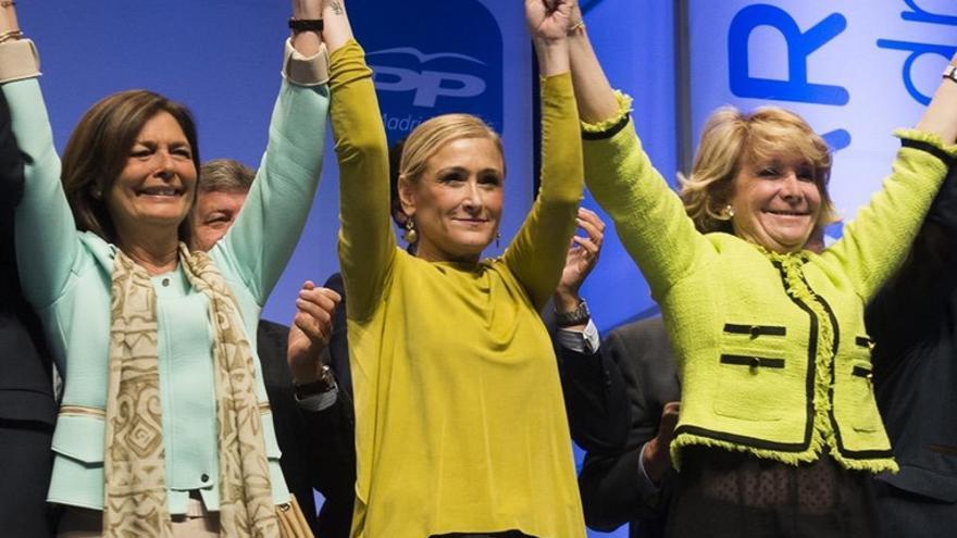 Paloma Adrados permite que el asunto del máster devore el día a día de la Asamblea de Madrid.