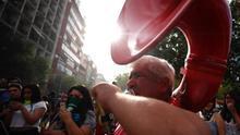 Miles de personas vuelven a salir a la calle a un mes de las protestas en Chile