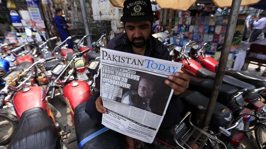 El partido de Sharif busca un sucesor para dirigir Pakistán
