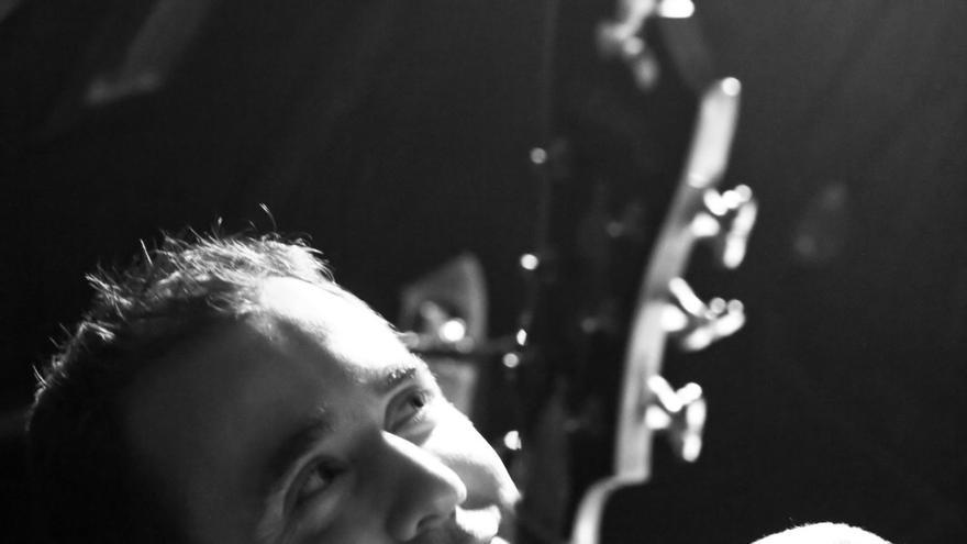 El músico Albert Vila