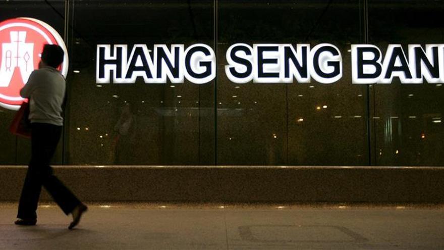 La Bolsa de Hong Kong sube el 0,14 por ciento en la apertura