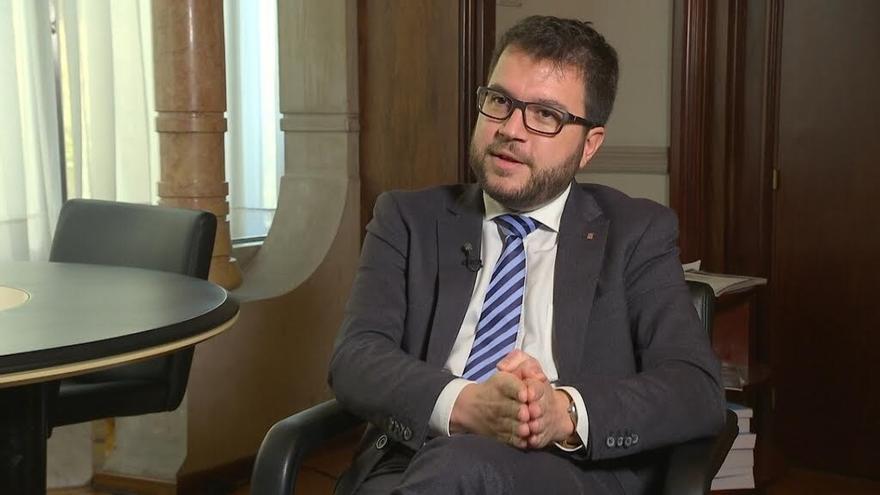 """El Govern catalán llevará al Presupuesto una partida para el referéndum """"difícil de impugnar"""""""