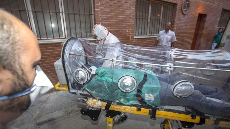 Activado en Murcia el protocolo del ébola por un hombre llegado de Mali