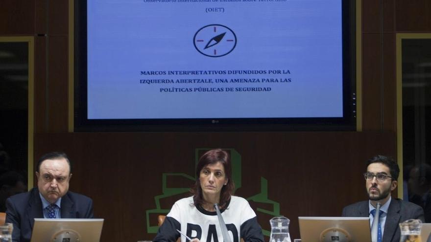 """Covite denuncia que EiTB """"ha asumido la propaganda"""" de la izquierda 'abertzale' sobre ETA"""
