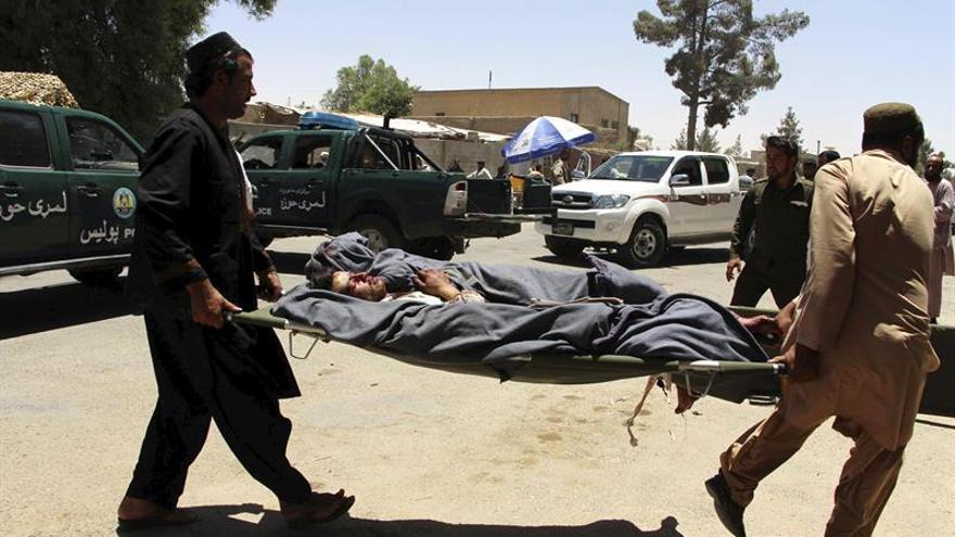 El conflicto afgano marca un nuevo récord de víctimas civiles en el primer semestre