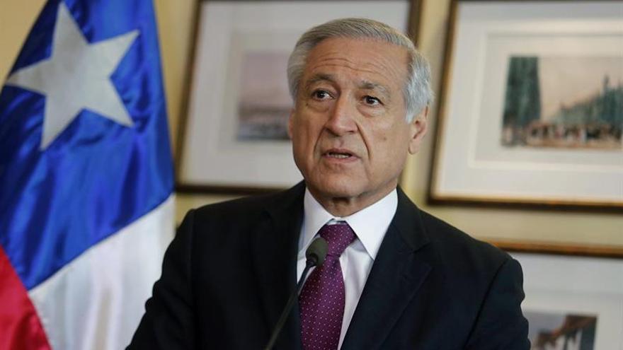 La respuesta de Chile a Bolivia en la CIJ tiene un avance del 90 por ciento, según el canciller