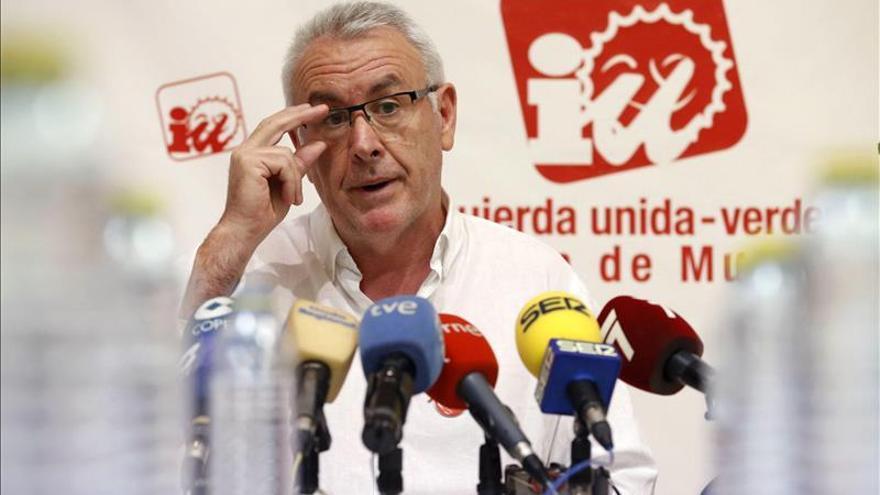 """Cayo Lara acusa al PSOE de ser """"un socio poco fiable"""" en Asturias"""