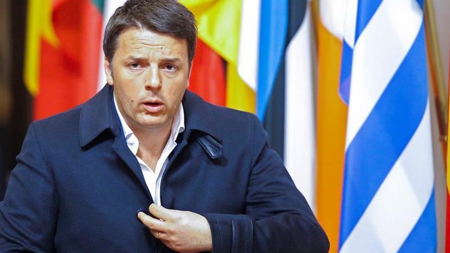 El Gobierno de Renzi propone votar como moción de censura su ley de uniones gais