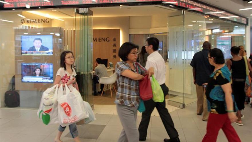 Mayoría de pérdidas al abrir en las bolsas del Sudeste Asiático
