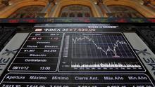 La Bolsa española abre la semana con ganancias y el IBEX sube el 0,91 por ciento