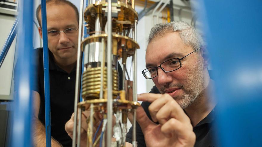Científicos del ICMA. Foto: Juan Manzanara.