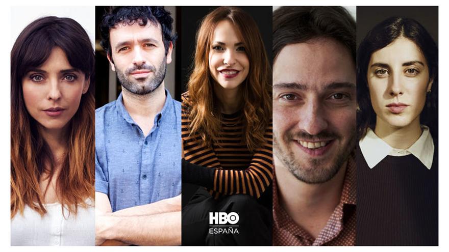 El equipo creativo de En casa, la serie antológica de HBO sobre el confinamiento