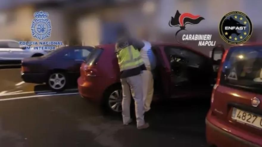 Golpe a la mafia en Tenerife: detenidos tres miembros del clan de la camorra de Mariniello