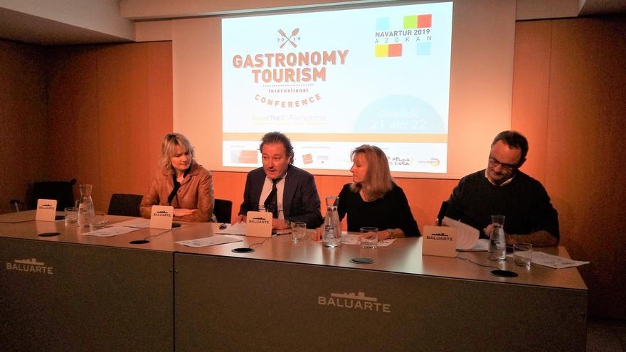 Baluarte acogerá el 21 y 22 de febrero el 2º Congreso Internacional de Turismo Gastronómico, FoodTrex Pamplona