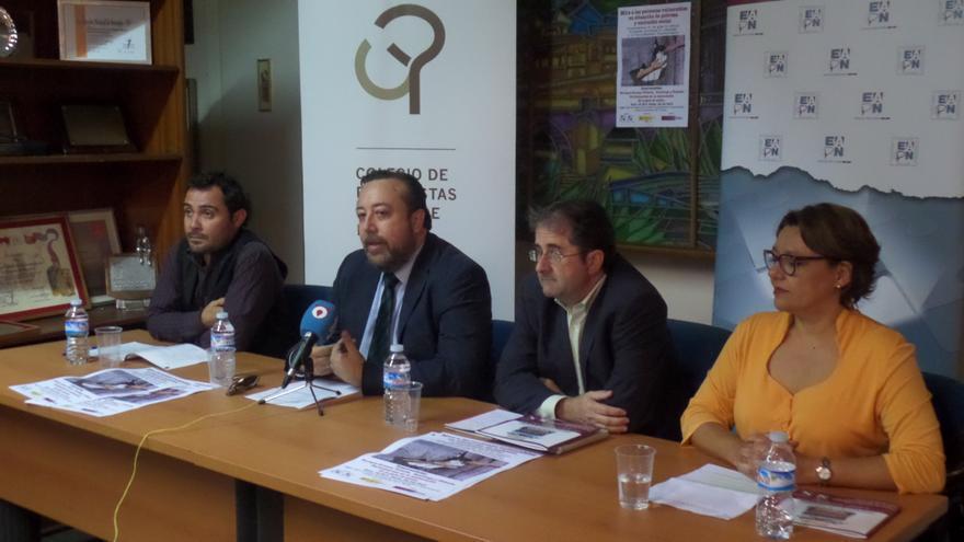 Presentación de la Guía de Estilo de EAPN.RM en el Colegio de Periodistas de Murcia