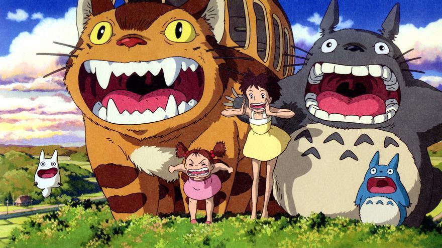 'Mi vecino Totoro' vuelve a los cines y sigue tan actual como hace treinta años