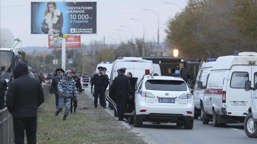 Detienen a presuntos organizadores del atentado con bomba en el sur de Rusia