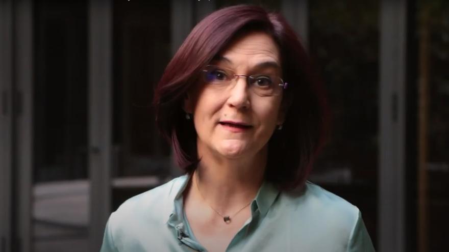 Cani Fernández, en un vídeo corporativo de Cuatrecasas.