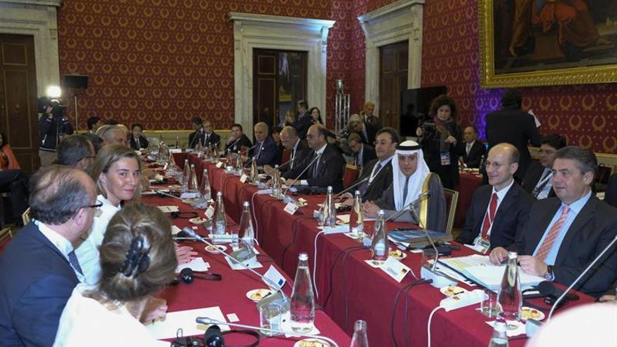 El G7, Turquía y países de O.Medio discuten sobre la situación en Siria