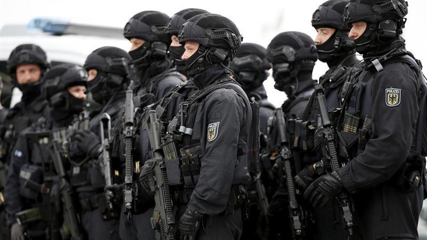 La Policía alemana buscará con fotos en España a los implicados en las revueltas del G20