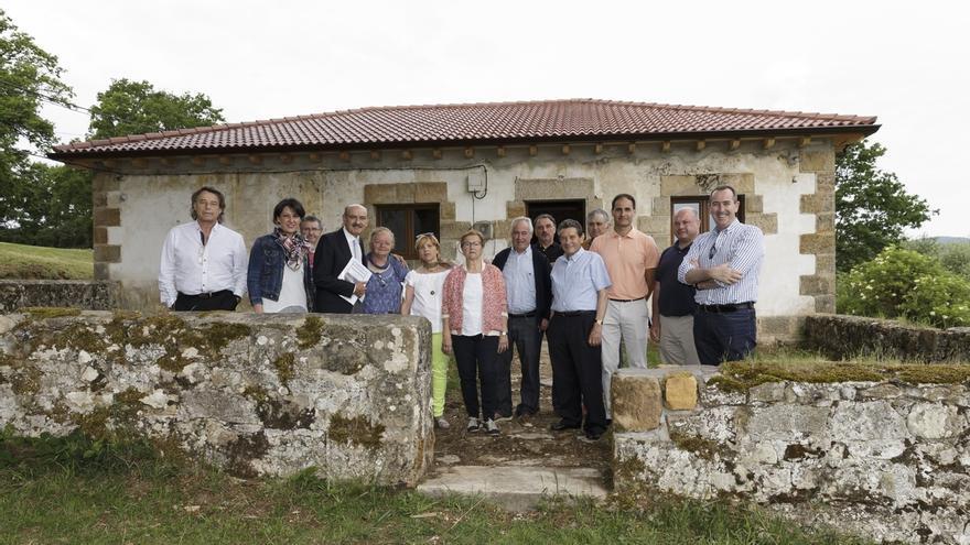 El Gobierno invierte cerca de 58.000 euros en la mejora de la antigua casa del maestro de Bimón