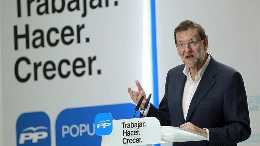 Mariano Rajoy vuela a Sevilla tras el accidente aéreo