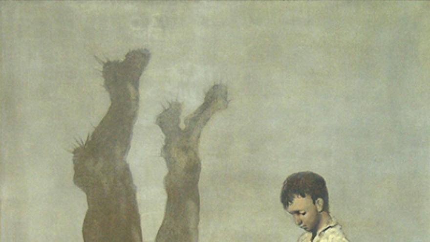 A derradeira leición do mestre, de Castelao